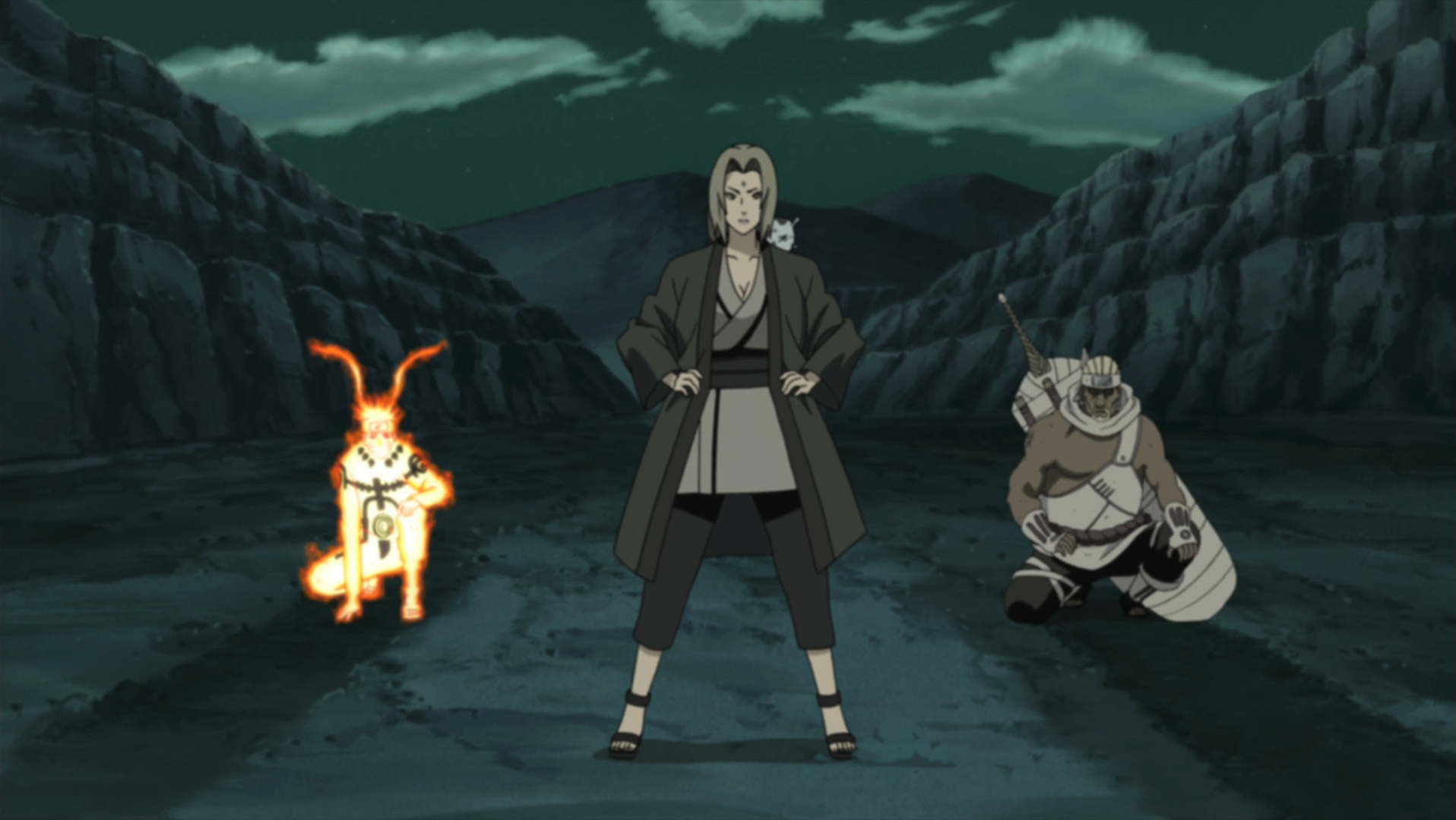 Naruto History And Descriptions: Tsunade