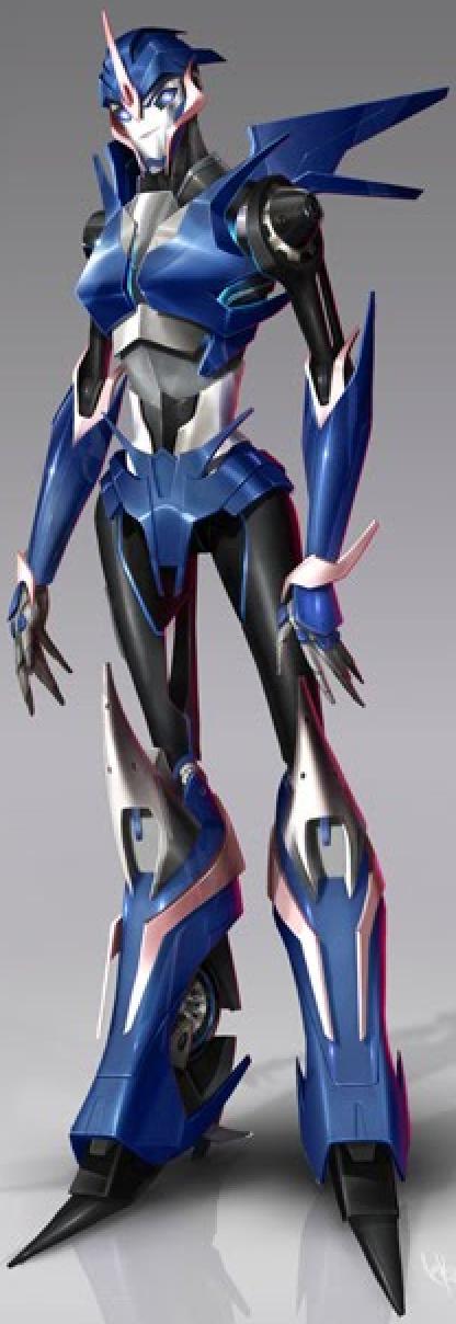 Arcee - Transformers Prime Wiki