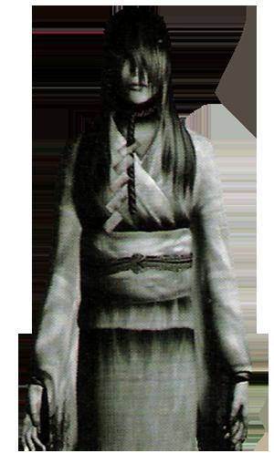 full name kirie himuro alias woman in the white kimono white kimono    White Kimono Ghost
