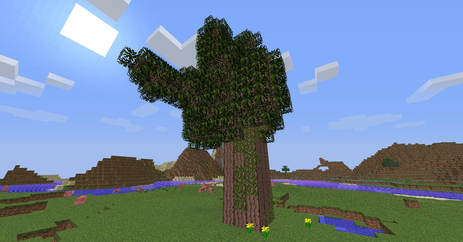 Rubber Tree Redpower2 The Tekkit Classic Wiki