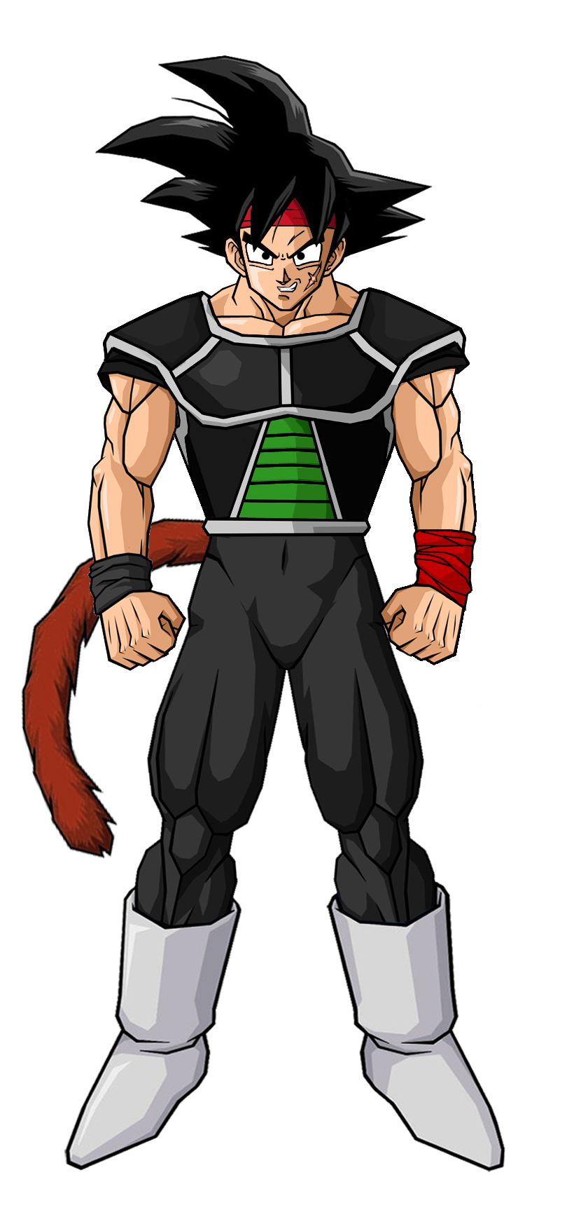 Bardock(multiverse) - Ultra Dragon Ball Wiki Bardock