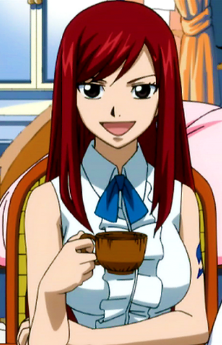 YGO Gx / Season II: Your Character Erza_without_armor