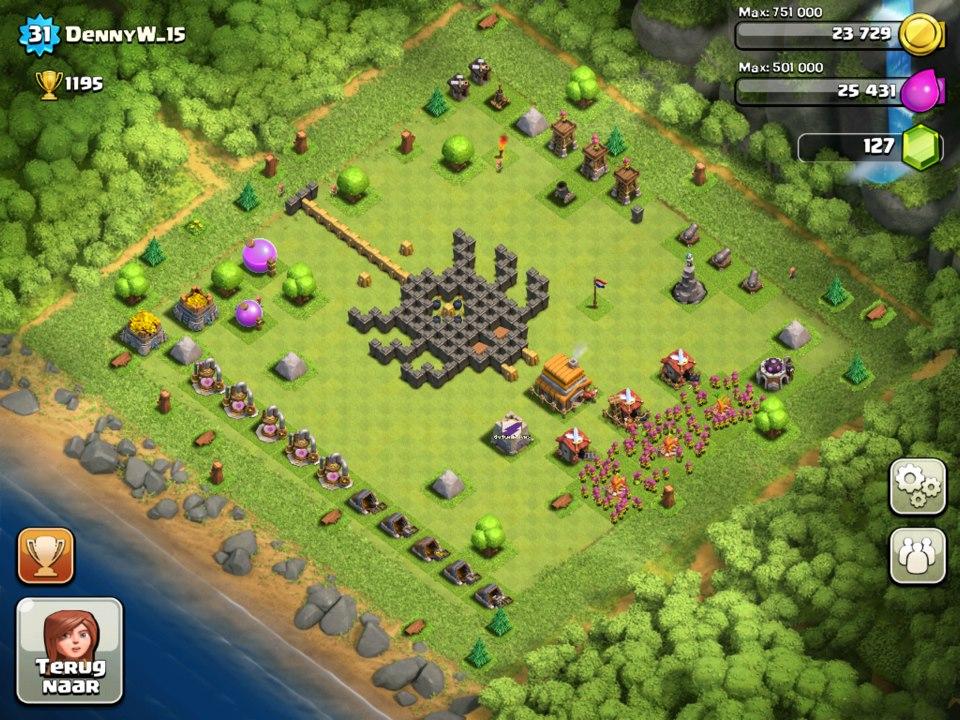 Best Village Layout Clash Of Clans | Apps Directories