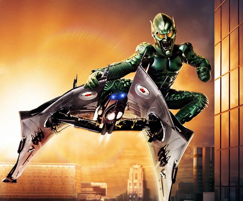 The green goblin willem dafoe spider man films wiki - Hobgoblin wallpaper ...