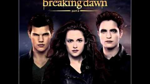 Twilight BREAKING DAWN part 2 SOUNDTRACK 13. Christina Perri - A Thousand Years Part Two