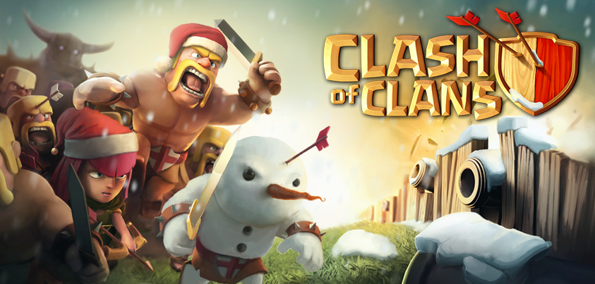 Introducing Clash of Clans limited time Winter special!
