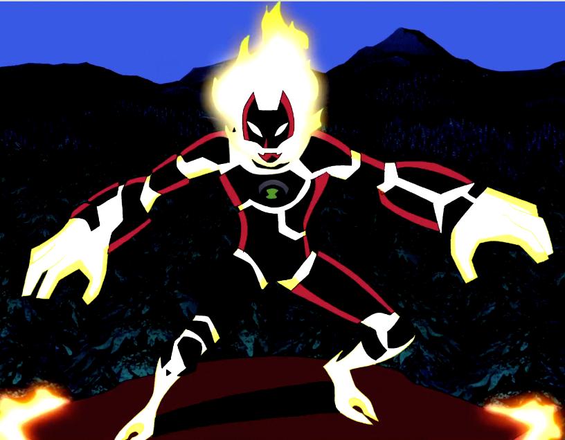 Heatblast ben 10 omniverse wiki