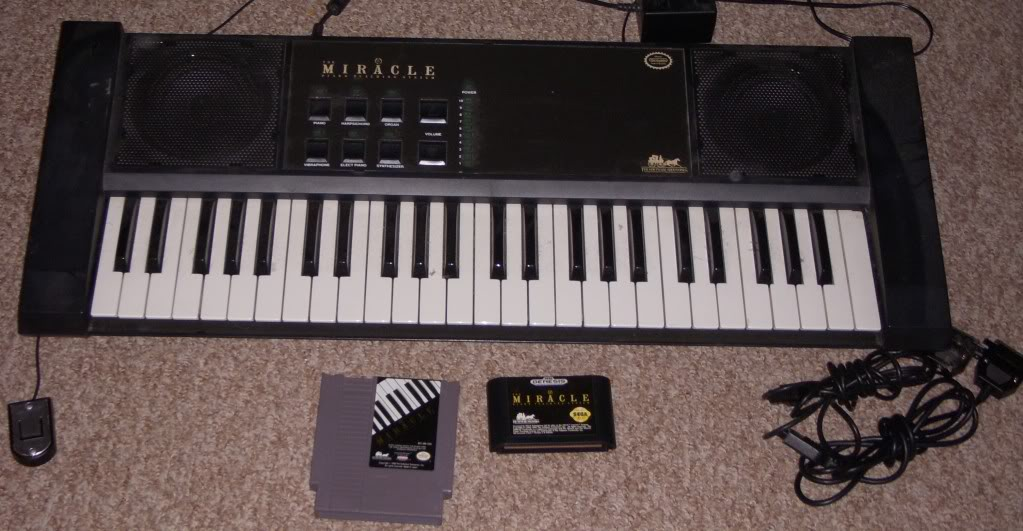 Miracle Piano The Nintendo Wiki Wii Nintendo Ds And