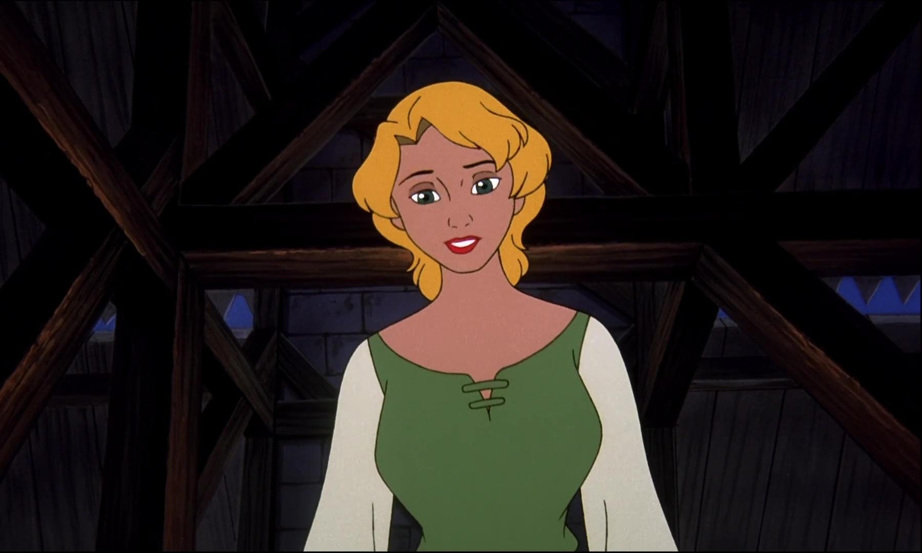 Quasimodo And Madellaine Madellaine - Di...