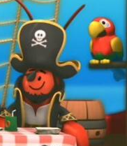 Pirate Lobster - Bubble Guppies Wiki