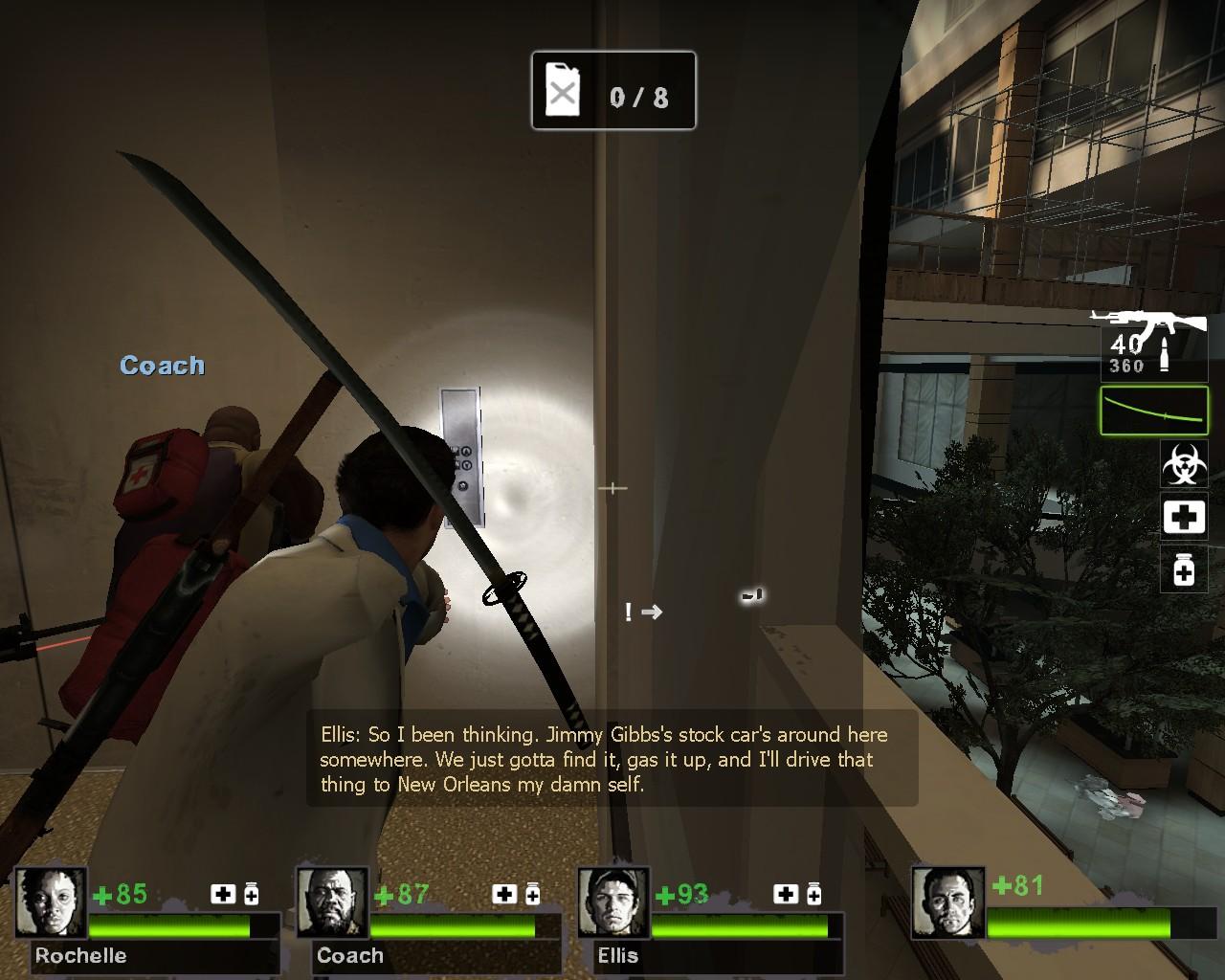 Left For Dead 2 Cheats Xbox 360 Infinite Ammo