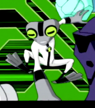 Ben 10 race against time grey matter transformation