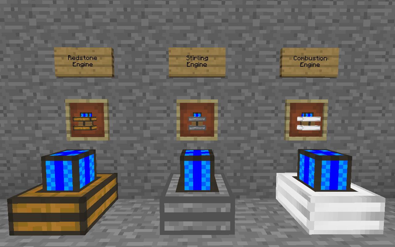 Minecraft Engine