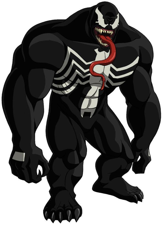 ultimate venom spiderman - photo #8