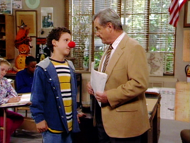 13 Greatest Life Lessons Mr. Feeny Taught Us on \'Boy Meets ...