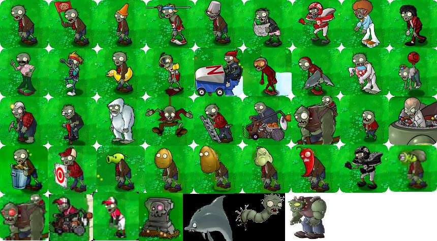 Fotos de todas las zombies de plants vs zombies imagui for Fotos de la casa de plantas vs zombies