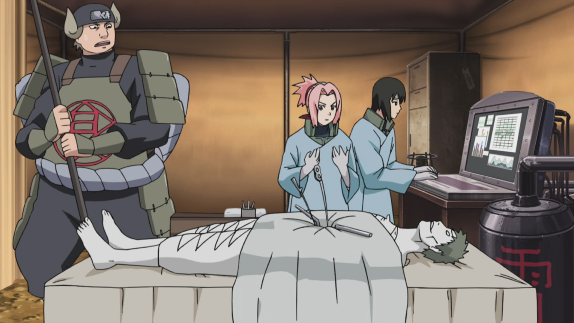 Centro Médico de Konoha  Sakura_and_Shizune_autopsy