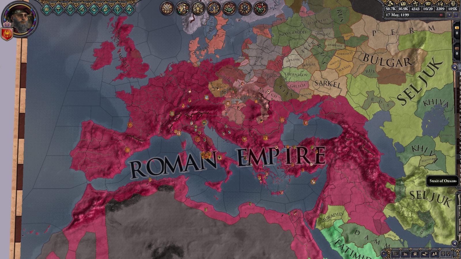 Roman Empire (Guide) - Crusader Kings II Wiki