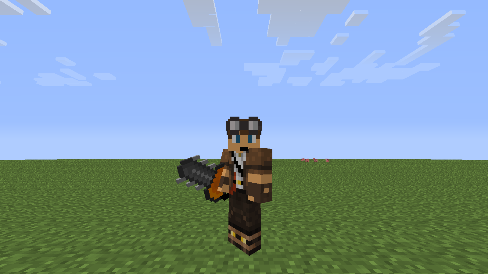 Chainsaw The Tekkit Classic Wiki