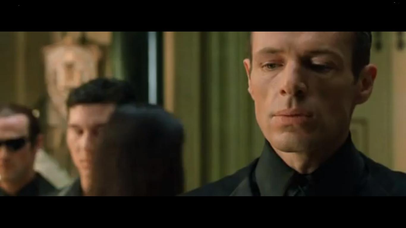 Neo, Trinity, Wachowski