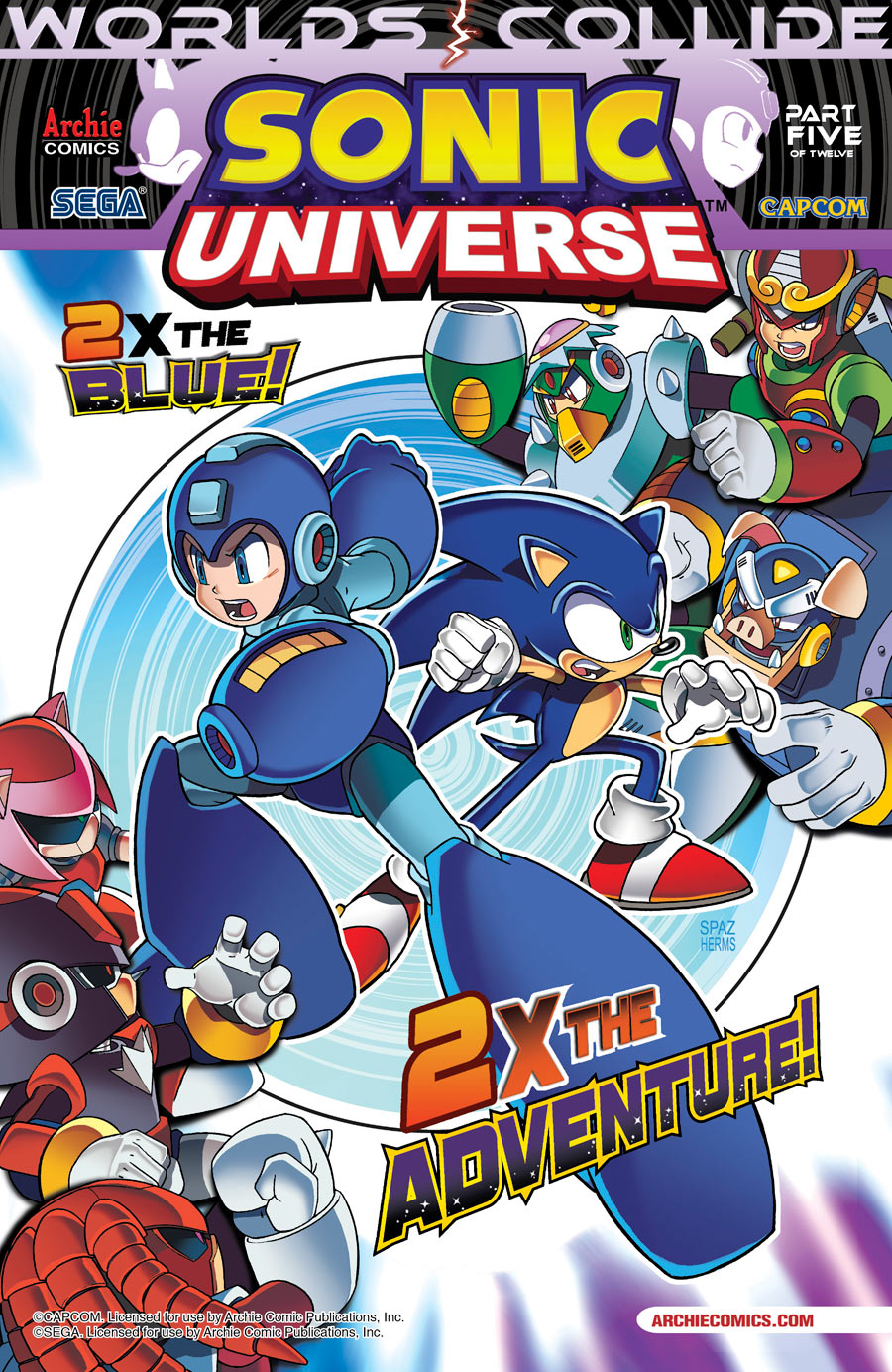 Archie Sonic Universe Issue 52 Mobius Encyclopaedia
