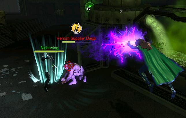 House Of Venom Dc Universe Online Wiki
