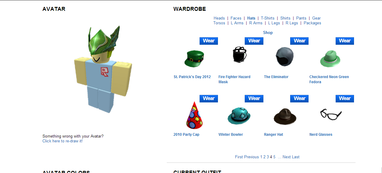 how to add hats to humanoids roblox