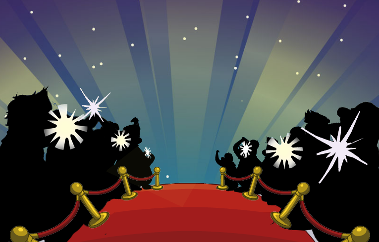 hollywood party background - photo #36