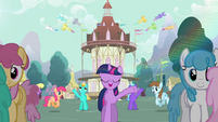 "Twilight singing ""for absolute certain"" S03E13"