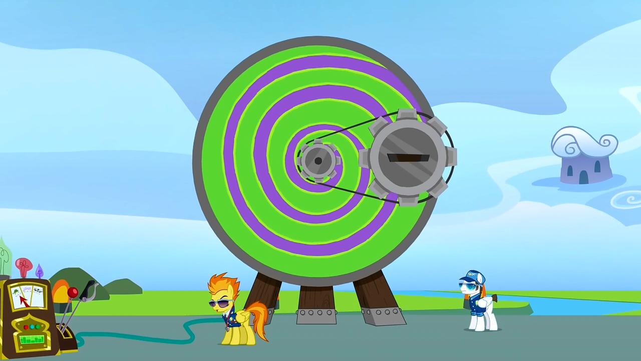 Wonderbolt Academy (location) - My Little Pony Friendship ...  Wonderbolt Acad...
