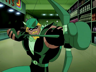 Green Arrow - DCAU Wiki: your fan made guide to the DC ...