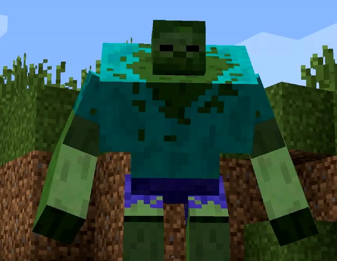 Image - Mutantzombie.png - Minecraft Wiki