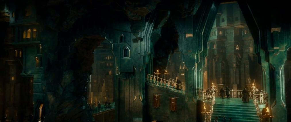 Erebor  The Hobbit An Unexpected Journey  Deep Underground