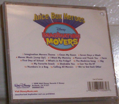 Imagination Movers: Juice Box Heroes - DisneyWiki