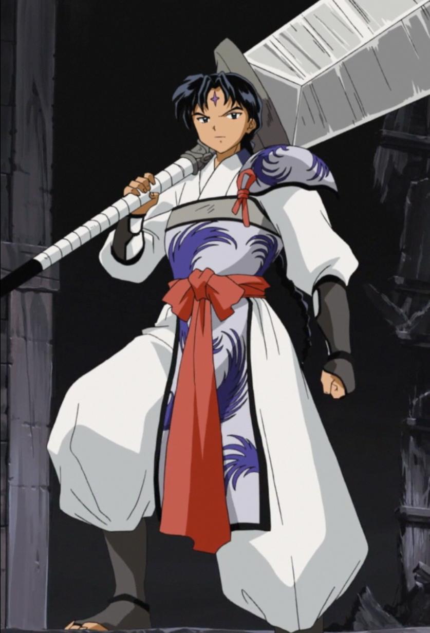 Bankotsu s full appearanceBankotsu Inuyasha