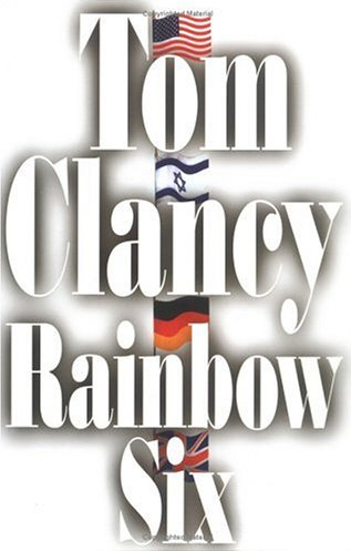 a character analysis of john clancys book rainbow six Buy rainbow six (jack ryan 10) by tom clancy (isbn: 9780718197865)   product description  without remorse (john clark novel) mass market  paperback  this is a complex international thriller, rich in characters drawn from  a wealth of.