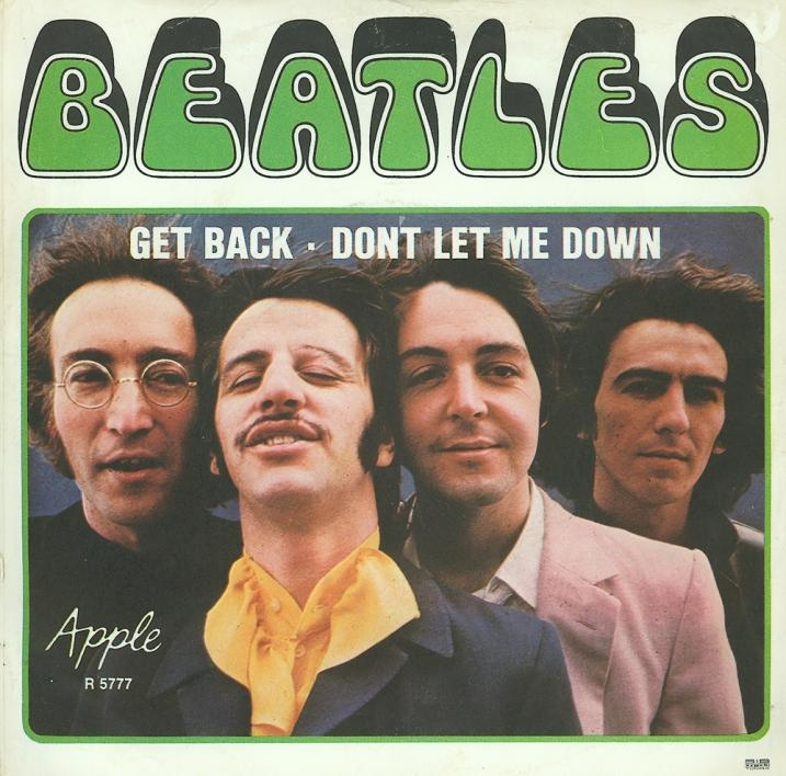 get back beattles: