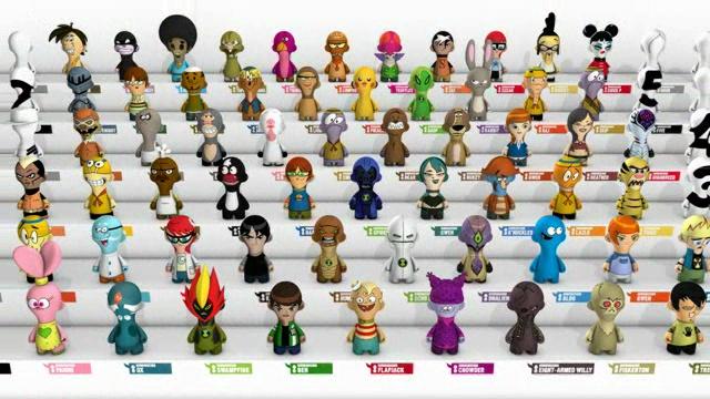 Cartoon Network Toys : Cartoon network toonami wiki