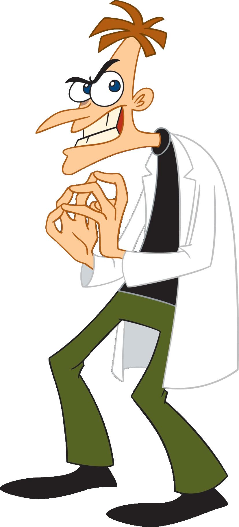 Phineas And Ferb Dr Doofenshmirtz Building DoofenshmirtzPn...