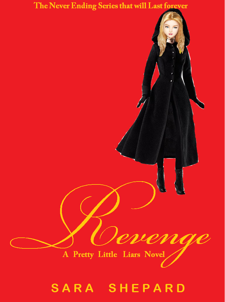 Pretty Little Liars Book Cover Characters ~ Image revenge fan book pretty little liars wiki