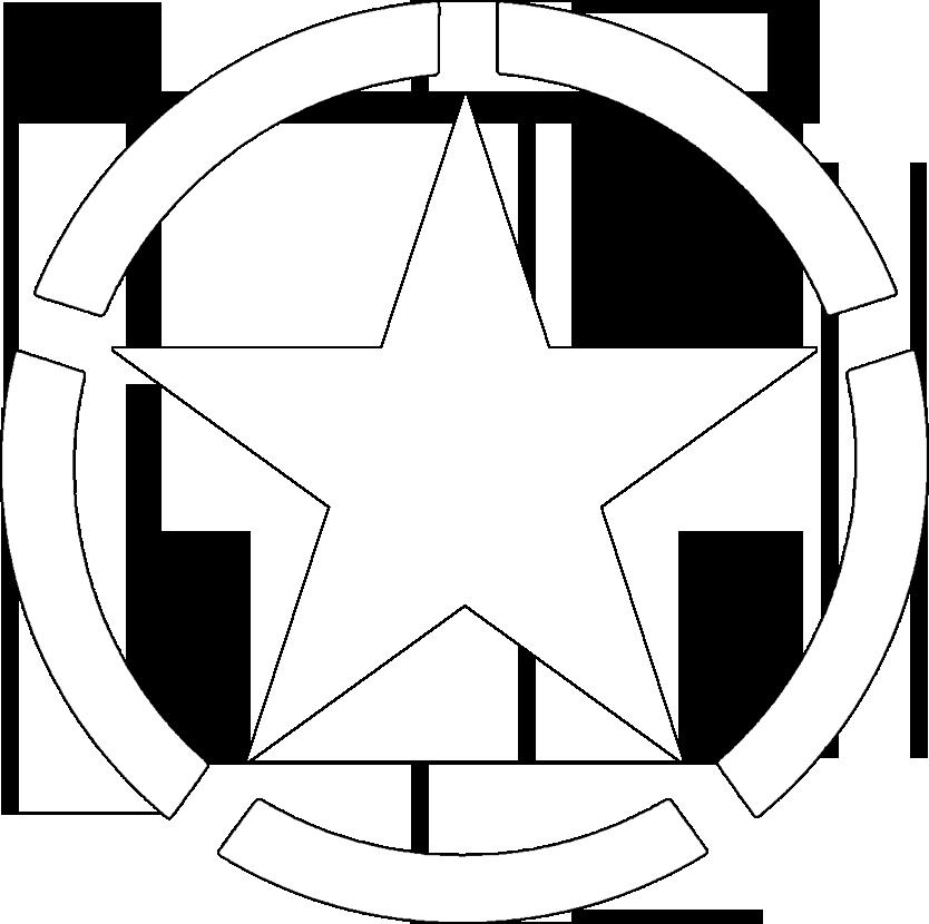 Us Army Logo Png - klejonka