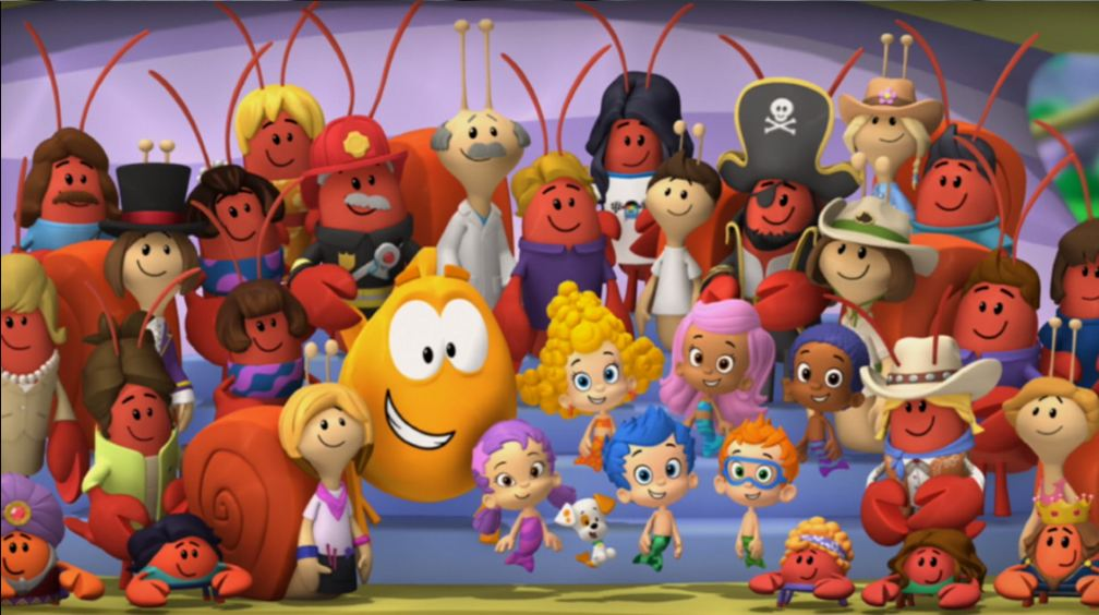 Good Hair Day Bubble Guppies Wiki
