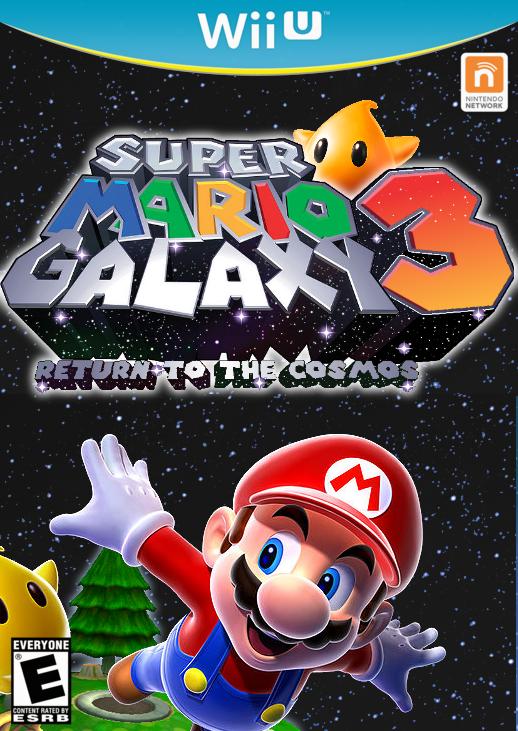 Super Mario Galaxy 3 Release Date