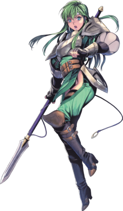 Palla (FE13 Artwork)