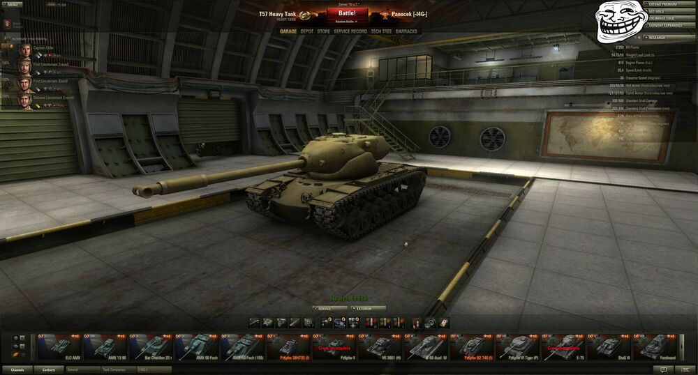 T95 medium tank for tier x tech tree not prizes medium tanks but from what ive found so far there were plans to have a sciox Image collections
