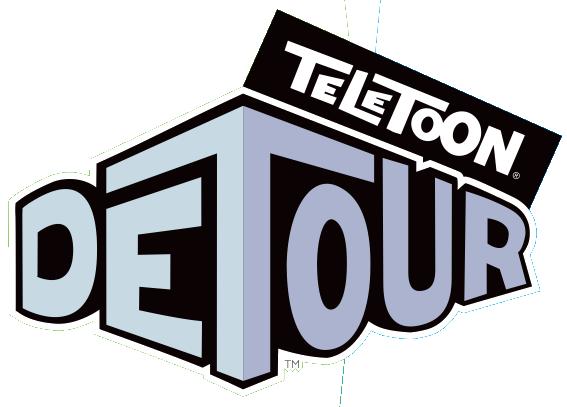 TeletoonDetourTeletoon Logo 1997