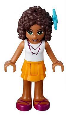 Andrea Lego Friends Wiki Fandom Powered By Wikia