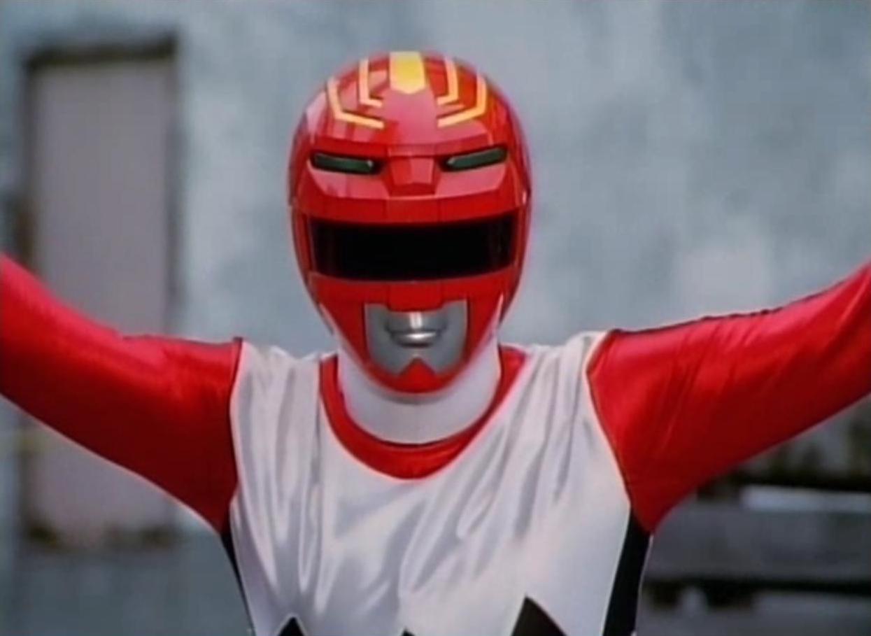 Leo Corbett Rangerwiki The Super Sentai And Power