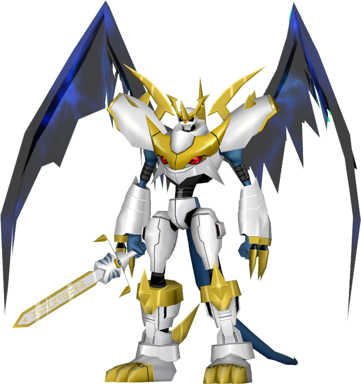 Imperialdramon Paladin Mode dmImperialdramon Paladin Mode Sword