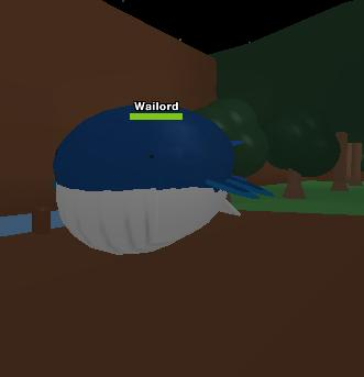 shiny wailord pokemon x  Wailord on the bridge